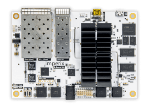 Overview of the B-Board PRO inverter control board.